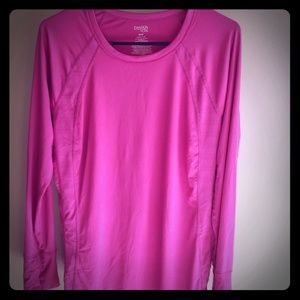 Women's Athletic long sleeve shirt